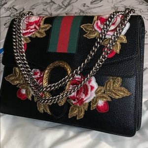 Gucci Dionysus Embroidered Roses